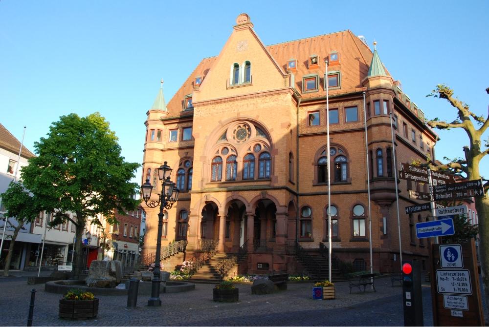 Bild: Rathaus Hünfeld