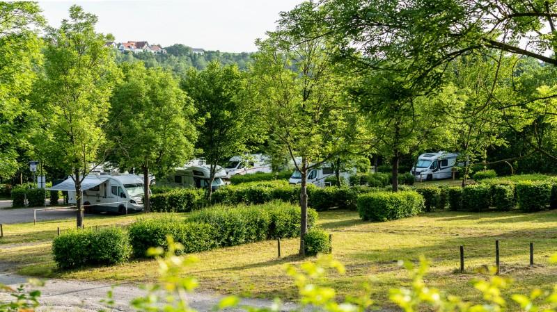Wohnmobilstellplatz Hessisches Kegelspiel