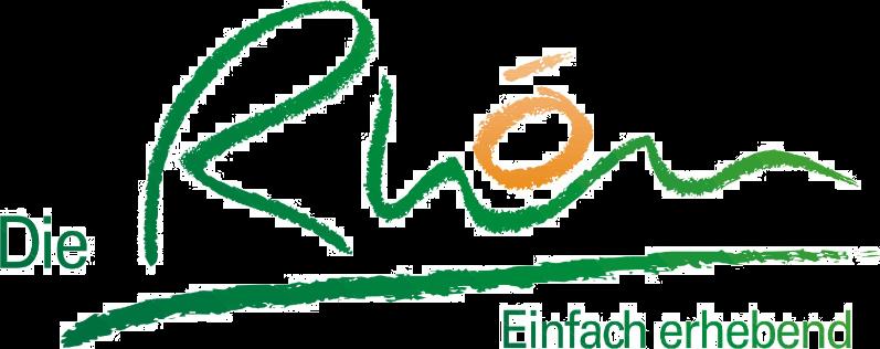 Logo Röhn einfach erhebend