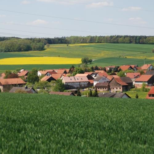 Stadtteil Sargenzell