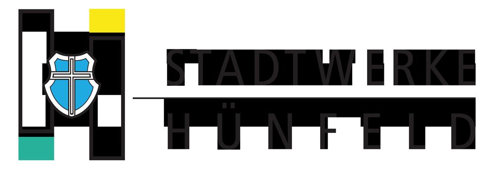 Logo stadtwerke hünfeld